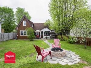 15155098 - Maison à 1 étage et demi à vendre
