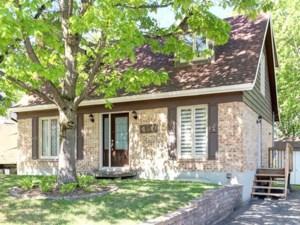 18888097 - Maison à 1 étage et demi à vendre