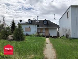 22107170 - Maison à 1 étage et demi à vendre