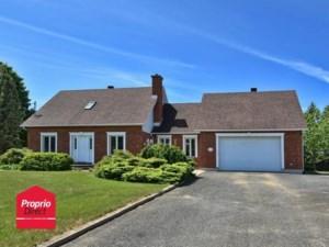 11063384 - Maison à 1 étage et demi à vendre