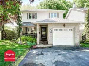 15121527 - Maison à étages à vendre