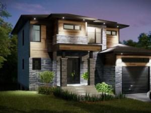 25700441 - Maison à étages à vendre