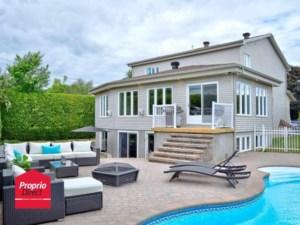 13563249 - Maison à étages à vendre