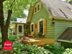 27749592 - Maison à 1 étage et demi à vendre