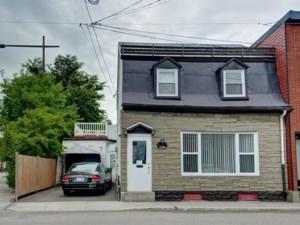 20141176 - Maison à 1 étage et demi à vendre