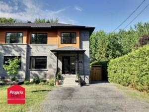 10382201 - Cottage-jumelé à vendre