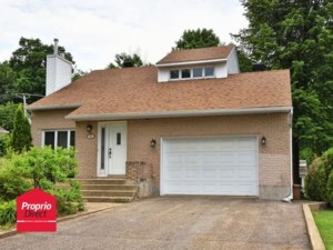 18333195 - Maison à étages à vendre