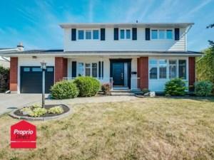 10508110 - Maison à étages à vendre