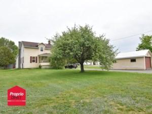 12856208 - Maison à 1 étage et demi à vendre
