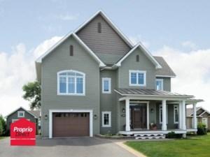 26087075 - Maison à étages à vendre