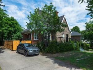 11396757 - Maison à 1 étage et demi à vendre