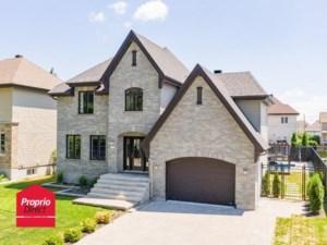 20768064 - Maison à étages à vendre