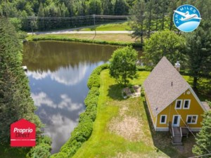 23975981 - Maison à 1 étage et demi à vendre