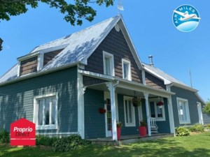 28183114 - Maison à 1 étage et demi à vendre