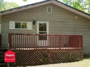 25499704 - Maison mobile à vendre