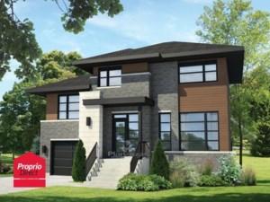 19548590 - Maison à étages à vendre