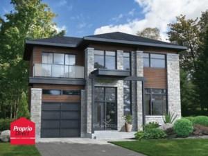 21197387 - Maison à étages à vendre