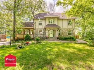 23253395 - Maison à étages à vendre