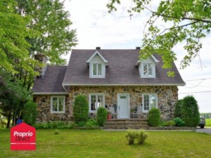 15598051 - Maison à 1 étage et demi à vendre