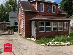9873328 - Maison à 1 étage et demi à vendre