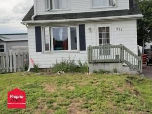 10997533 - Maison à étages à vendre