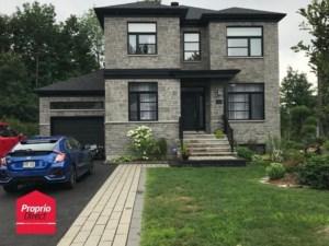 12609952 - Maison à étages à vendre