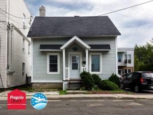 18137962 - Maison à 1 étage et demi à vendre