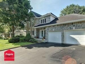 18011712 - Maison à étages à vendre