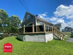 17042612 - Maison à 1 étage et demi à vendre