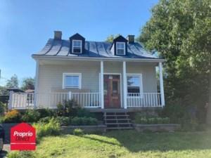 19438661 - Maison à 1 étage et demi à vendre