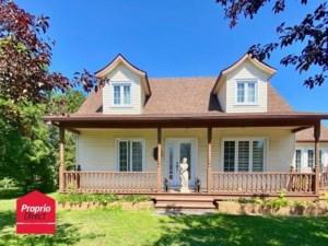 13395605 - Maison à 1 étage et demi à vendre
