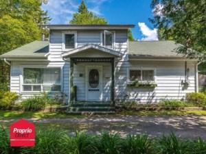 12020522 - Maison à étages à vendre