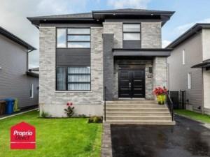 19468330 - Maison à étages à vendre