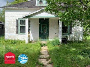 27888152 - Maison à 1 étage et demi à vendre