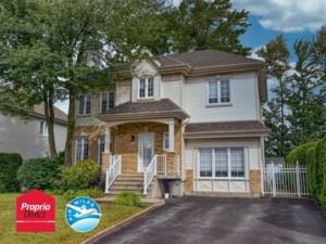 20491928 - Maison à étages à vendre