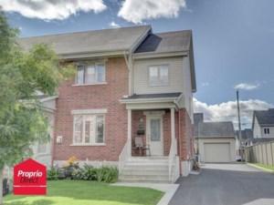17814681 - Maison à étages à vendre