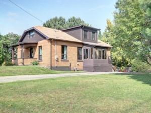 21917784 - Maison à 1 étage et demi à vendre