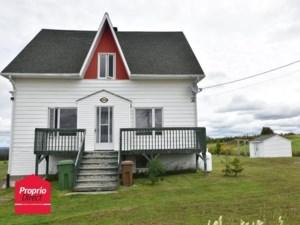 26161500 - Maison à 1 étage et demi à vendre