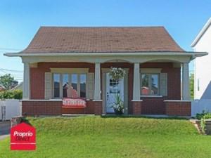 11499316 - Maison à 1 étage et demi à vendre