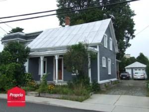 21080616 - Maison à 1 étage et demi à vendre