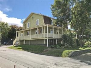 18918288 - Maison à 1 étage et demi à vendre