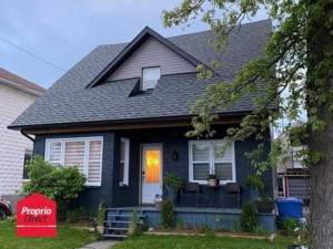 18684837 - Maison à 1 étage et demi à vendre