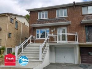 20774845 - Cottage-jumelé à vendre