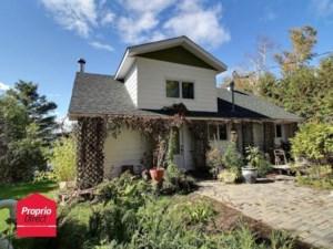 13085214 - Maison à 1 étage et demi à vendre