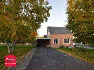 25023156 - Maison à 1 étage et demi à vendre