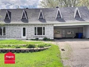 13838962 - Maison à étages à vendre
