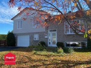 21316123 - Maison à 1 étage et demi à vendre