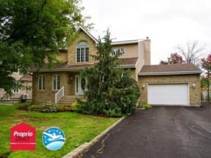 23190284 - Maison à étages à vendre