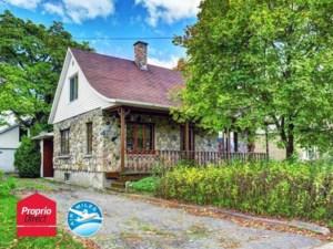 12197224 - Maison à 1 étage et demi à vendre