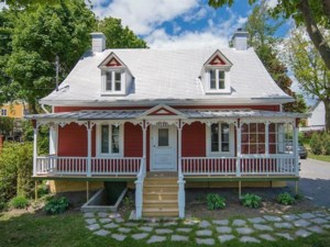 25919156 - Maison à 1 étage et demi à vendre